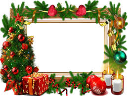 Christmas Frame Png Free Download Png Mart
