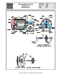 replacement parts 48r ac motor bodine electric pany wiring diagram Single Phase Electric Motor Wiring Diagrams at Bodine Electric Dc Motor Wiring Diagram