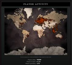 valve releases player activity map for dota 2