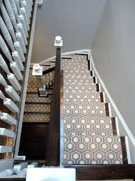 Patterned Stair Carpet Gorgeous Patterned Stair Carpet Striped Red Wemustcreateco