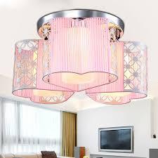 girl bedroom lighting. Extraordinary Bedroom Lights For Girls Brilliant 3 Light Semi Flush Ceiling Living Room Throughout Girl Lighting D