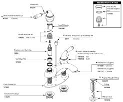 Moen Legend Kitchen Faucet Sinks Faucet Parts Diagram Sink Faucets