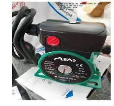 Máy bơm tăng áp cao cấp Lead cho dòng nước yếu bình nóng lạnh máy giặt cột  áp lực tối đa 9M
