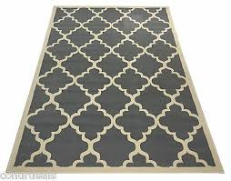 moroccan trellis lattice light grey area rug 2x3 2x7 5x7 8x10 factory direct 2