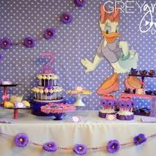 Daisy Duck Party {birthday party ideas for girls}