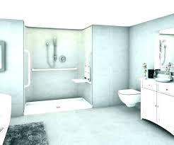 shower floor options best pan base drain location for tile 5 custom