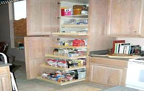 Cabinet Pull Out Shelves Kitchen Pantry Storage Ikea Pantr