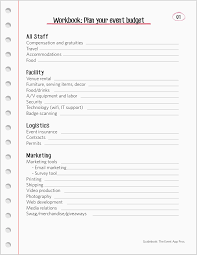 Marketing Budget Template Mesmerizing We Found All The Best Event Budget Templates Guidebook
