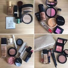 172 piece makeup kit bobbi brown christian dior mac more