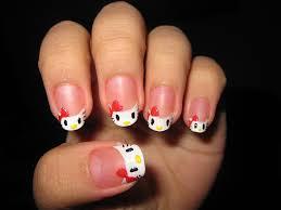 4 hello kitty nail art | EntertainmentMesh