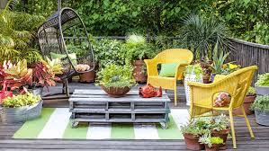 Container Garden Ideas Full Sun