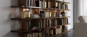 modern office shelving. Contemporary Bookshelves And Etageres Are A Great Way To Organize Books, Periodicals, Display Memorabilia Awards, Enabling You Streamline Your Modern Office Shelving L