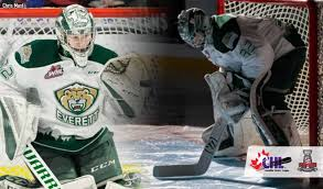 Dustin Wolf continuing Silvertips' dominance between the pipes – CHL