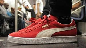 puma shoes suede red. sneakers puma suede red in the get down puma shoes suede red