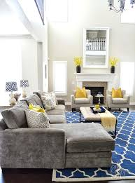 grey and blue living room decor best images on homes gray color scheme ho