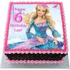 Barbie Birthday Cake Barbie Popstar Birthday Cake Ideas