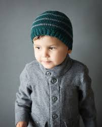 Toddler Knit Hat Pattern