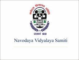 Navodaya Teachers Recruitment Art Teacher Syllabus Ctet Portal