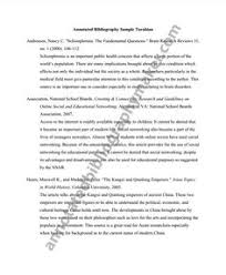 Annotated Bibliography Industrial   Organizational Psychology