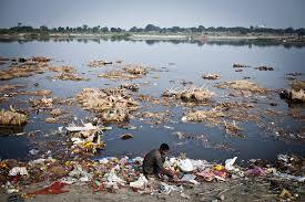 pollution fears rock yamuna water taxi plan
