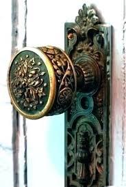 antique glass door knobs value casual brass best doorknob identification
