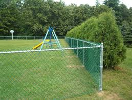 Diy Fence Chain Link Fence Installation Diy Diy Dry Pictranslator