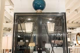 barbara barry furniture. Barbara Barry Glass Front Cabinet- Baker Furniture