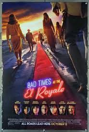 Read common sense media's bad times at the el royale review, age rating, and parents guide. Original Bad Times At The El Royale 2018 Movie Poster In C7 Condition For 30 00
