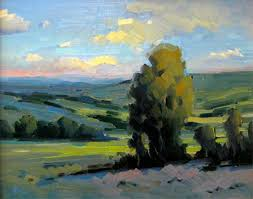 extensive notes on plein air painting concepts and techniques for the advanced artist