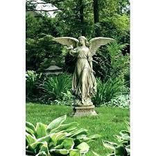 home depot garden decor angel garden decor angel garden statues home depot outdoor garden statues garden