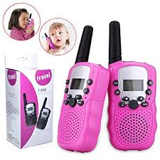 Image Unavailable Amazon.com: Toys for 5-8 Year Old Girls, JoyJam Walkie Talkies