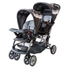 baby trend sit n stand double review