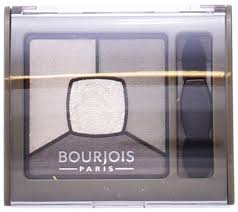 bourjois paris quad eyeshadow palette smoky stories