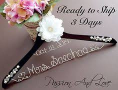 personalized custom wire wedding hanger and date, bridal hanger Wedding Hangers With Names personalize bridal hanger, name hanger, wedding hanger, custom hanger, mrs hanger wedding hangers with names how to