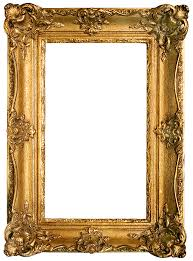 doodlecraft vintage gold gilded frames free printables
