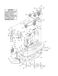 Yardman lawn mower parts diagram 46 deck manual pto list for model