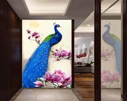 Peacock Blue Bedroom Online Buy Wholesale Peacock Blue Bedroom From China Peacock Blue