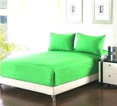 forest green sheet set queen bedding linen duvet cover bed