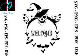 Some of these free craft files are available for a limited time only, so make sure to check back often and don't wait with downloading your free svg files. Halloween Svg Skull Best Premium Svg Silhouette Create Your Diy Projects Using Your Cricut Explore Silhouette And More The Free Cut Files Include Psd Svg Dxf Eps And Png Files