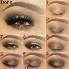 eye makeup for hazel eyes 2
