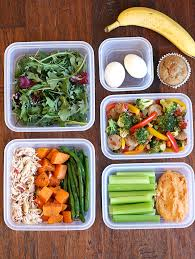 Weekly Meal Planning For One My Weekly Meal Prep Routine Eat Yourself Skinny