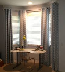 great window curtain of dry ideas for bay windows miketechguy gallery ideas for curtains for bay
