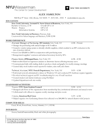amazing reverse chronological order resume example ideas simple