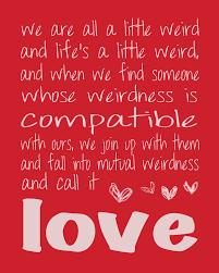 Dr Seuss Quotes About Love Adorable Dr Seuss Quote Weird Dr Seuss Quote Love
