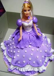 Doll Cake In Fondant Finish The Bake Shop