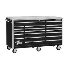 metal workbench with drawers. 5-drawer and 1-door stainless steel mobile workbench-hyls-4806 - the home depot metal workbench with drawers