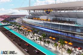 Hard Rock Stadium Seating Chart Hurricanes F1 Claims It Has Agreement To Race In Miami In 2021 Racefans