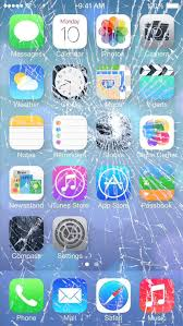 Here is a collection of broken screen wallpaper for iphone, android, and windows pc. 7 Broken Screen Wallpapers Prank For Apple Iphone