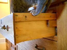 Cabinet Drawer Rails Spit Vinegar Antique Drawer Slides