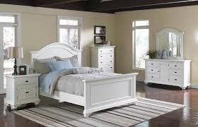 Brook 6 Pc Queen Bedroom Set (White) | Orange County, CA | Daniel's ...